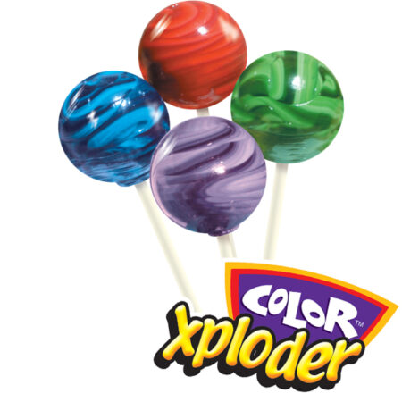Color Lollipops