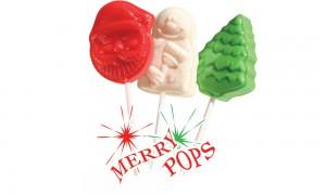 Merry Pops Gourmet Lollipops