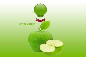 Gourmet Green Apple Lollipops