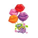 Sour Yummy Lips Lollipops
