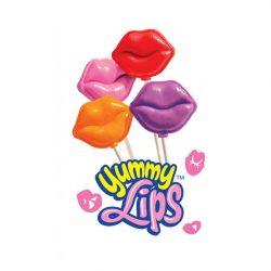 Yummy Lips Lollipops