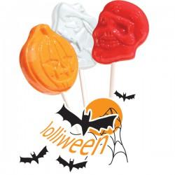 Yummy Lix Halloween Lollipops