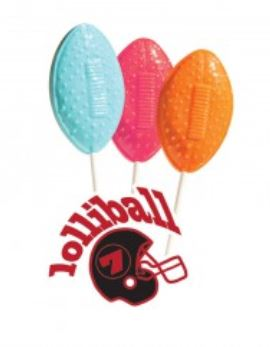 Serve Lollipops at Your Tailgate Party