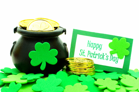 St Patrick's Day Fundraising Ideas