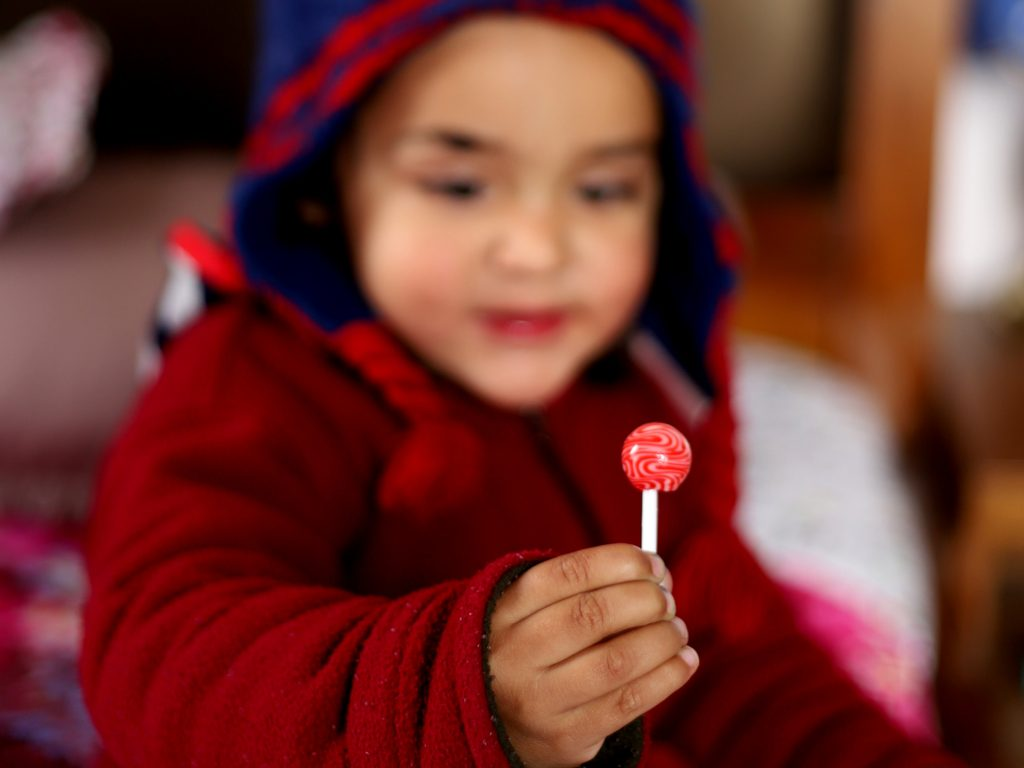 Brief History of Lollipops